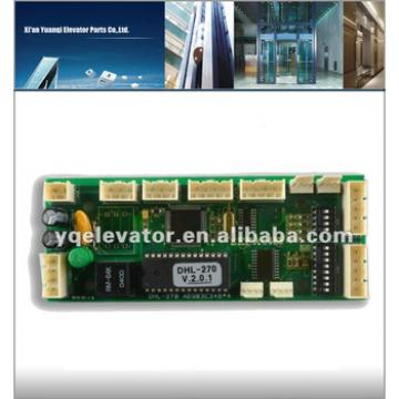 LG Elevator hoistway communication board DHL-270 lg board