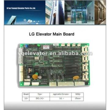 LG elevator main board DCL-242