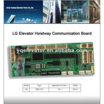LG Elevator hoistway communication board DHG-162