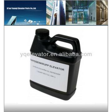 elevator oil, Elevator gear oil, Elevator lubricants