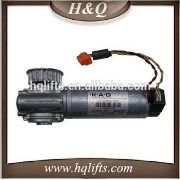 HQ Elevator Motor Price AT120 FAA24350BL1 Gearless Elevator Motor