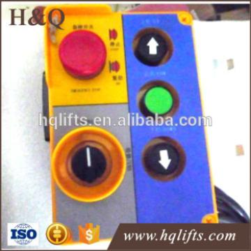 elevator spare parts Inspection Box lift Checking box
