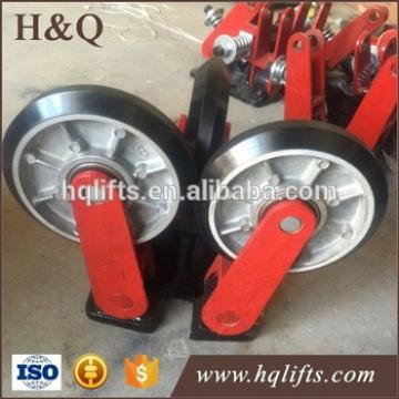 ThyssenKrupp high speed guide shoe ,roller size 153*32*2-6204