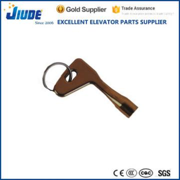 Widely used hot sell Fermator type emergency key for elevator/lift parts