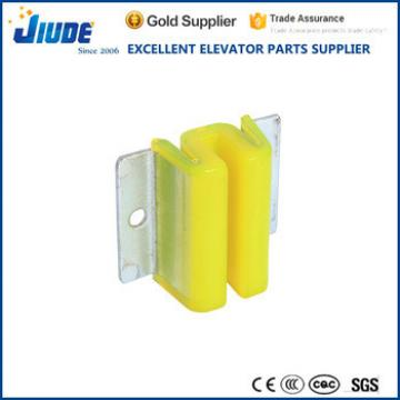 Fermator type hot sell bottom guide shoes for elevator/lift parts