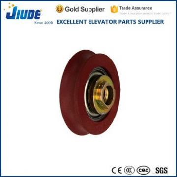 Kone KM89628G02 type elevator roller for hanger