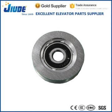 Mitsubishi type cheap top roller 72mm high quality for lift parts