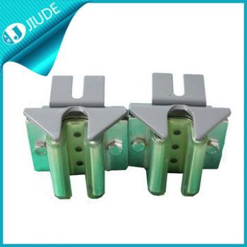 Counterweight guide shoes for Mitsubishi elevator spared parts