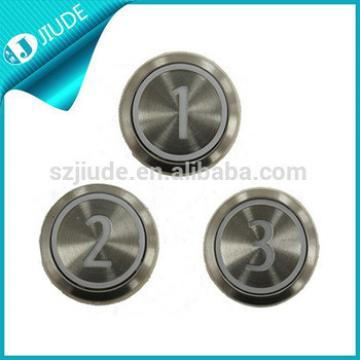 Elevator push button for elevator and lift spare parts