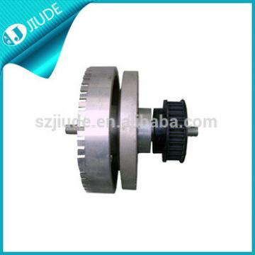 Good quanlity elevator belt wheel pulley(drive wheel)
