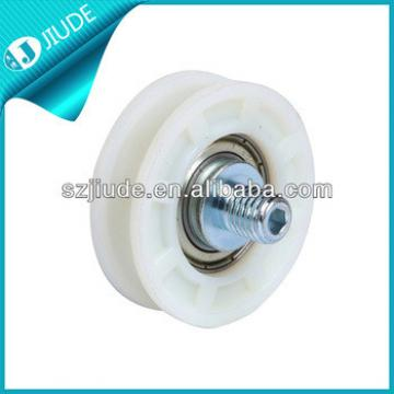 Concentric roller for Fermator sliding door