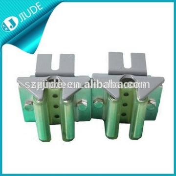Elevator Parts Guide Shoes Counterweight For Mitsubishi