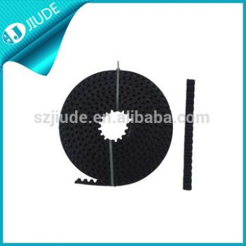Selcom elevator toothed machine drive belts