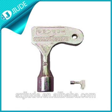 Selcom Augusta Safety Triangle emergency key