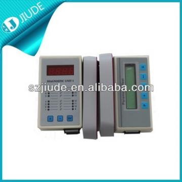 Escalator & elevator service and diagnostic tool