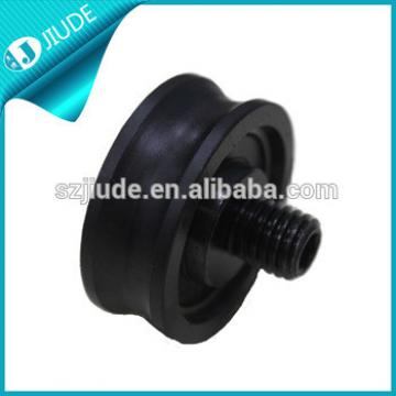 Concave Eccentric Roller