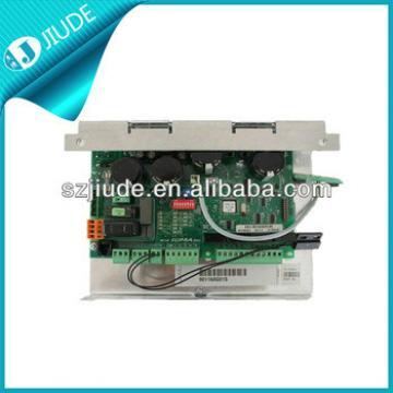Lift parts control panel