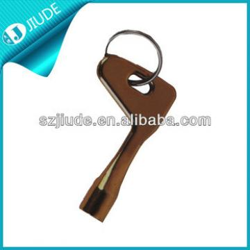 Elevator drop key