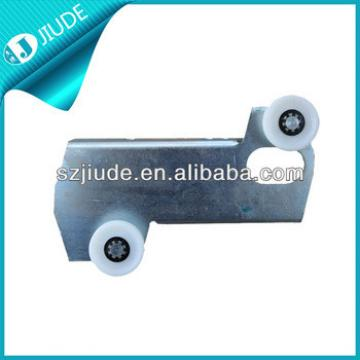 Elevator electric door lock parts(Rollers holder plate assembly)
