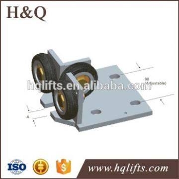 kone elevator parts Fixed roller guide shoe