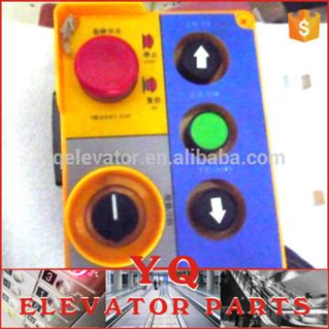 elevator Inspection Box elevator spare parts Checking box