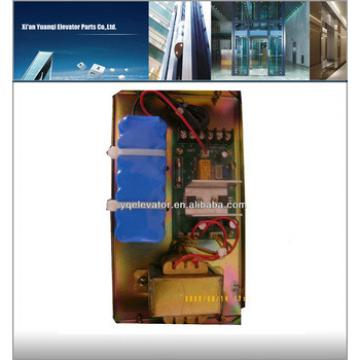 thyssen elevator emergency power, elevator emergency power supply