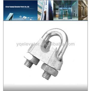 elevator wire rope fasteners, elevator fastener wire rope clips