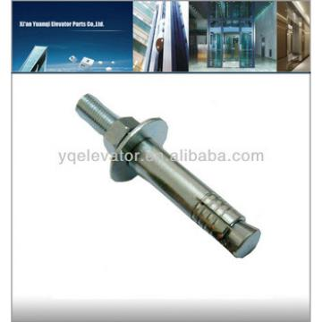 elevator expansion anchor bolts m12 elevator parts