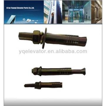 high quality and lower price elevator expansion anchor bolts