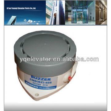 elevator Alarm bell, elevator parts BUZZER CND(BZ)-405