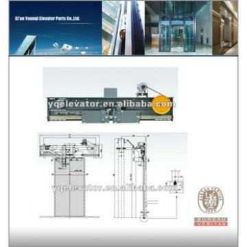 Elevator Door Operator, elevator safety devices, elevator door mechanism
