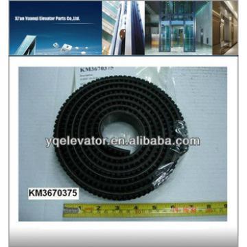 kone escalator belt KM3670375