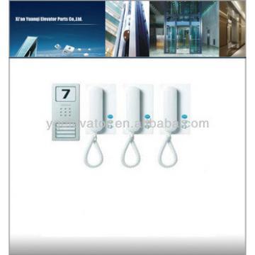 Elevator intercom system, wifi intercom system, video door phone