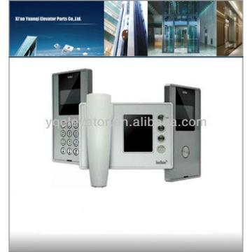 Elevator intercom phone wireless, wireless Video Door Phone, wireless intercom system
