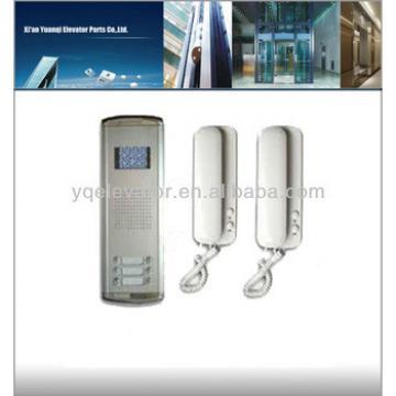 Elevator intercom system, Video Door Phone, Wall Mounted Intercom Systems
