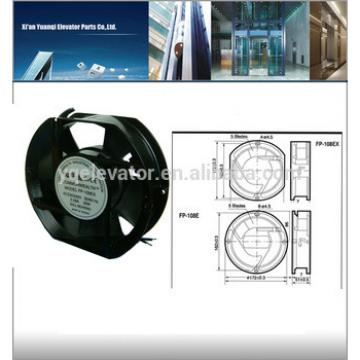 elevator fan FP-108EX-S1-B AC110V elevator cross-flow fan