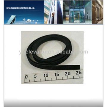 elevator belt drive of doors KM601278H03, elevator flat belt, elevator belt