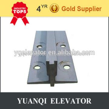 Elevator Spare Parts elevator guide rail,cold drawn elevator guide rails