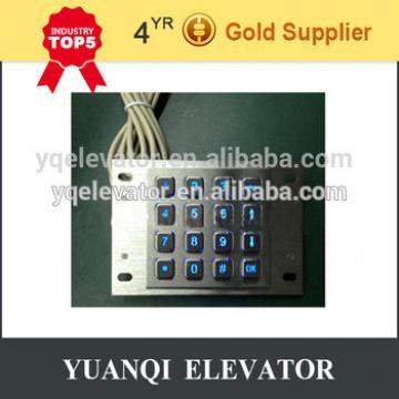Elevator Spare Parts SNK088E,backlight keypad
