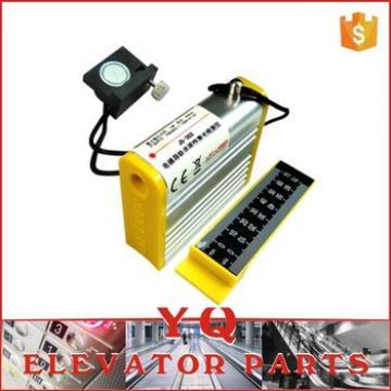 Elevator parts laser detection equipment elevator guide ruler