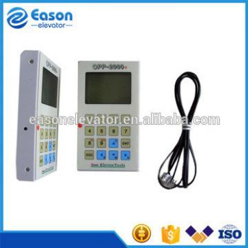 Sigma elevator service tool OPP-2000 Lg elevator test tool