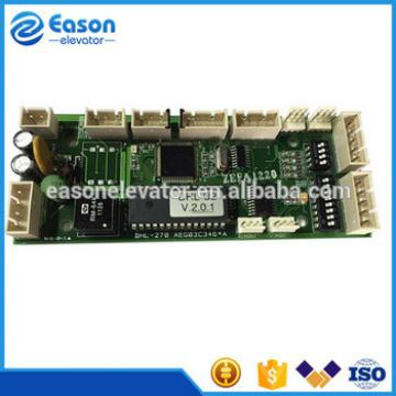 Sigma elevator hoistway board ,sigma elevator communication board DHL-270