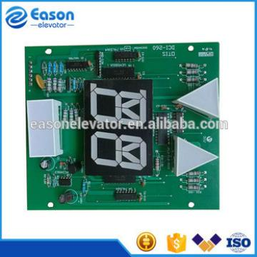 Sigma elevator communication board ,Sigma display board DCI-260