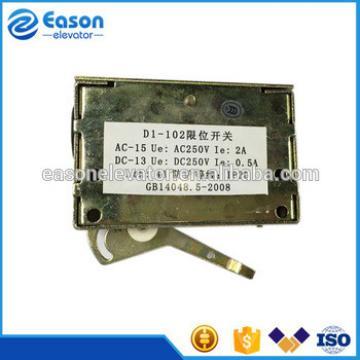 Sigma/LG elevator door lock switch,sigma limited switch D1-102
