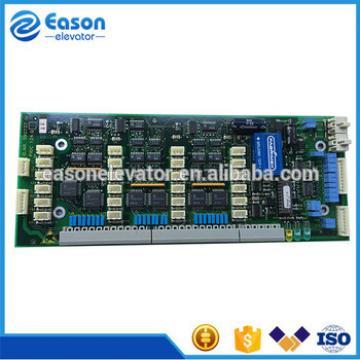 Schindler elevator control board ,schindler communication board PIOOC124Q. ID.NR:590737