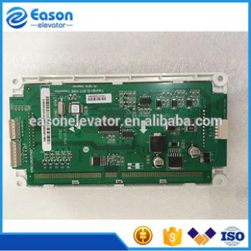KONE original elevator display board ,Kone blue screen board KM51105307H01/KM51105306G01