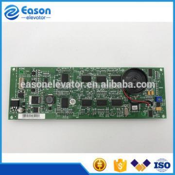 KONE elevator display board ,elevator PCB board KM863270G02