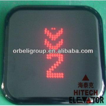 KONE elevator floor indicator
