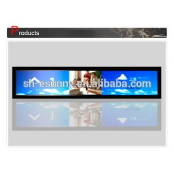 Quality top sell wifi screen lcd elevator display