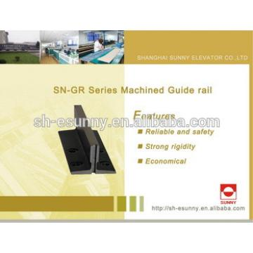 Contemporary hot selling guide rail for elevator in china